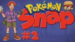 JORDY RUIKT NAAR ANANAS-SCHIL - Pokémon Snap #2