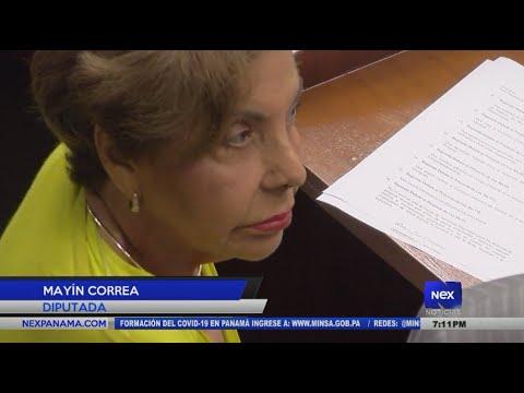 Download Presidente Cortizo no aprobó el proyecto de ley de la Diputada Mayin Correa