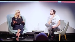 An Evening with: Pamela Anderson & Srecko Horvat // CPH:DOX 2019
