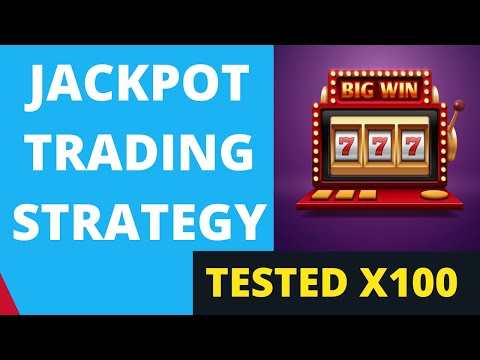 I Almost Tested The Jackpot Forex Strategy 100 times  Jackpot Strategy by Project Millionaire Group