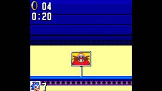 Sonic 1 Game Gear - Sky Base 1: 0:20 (Speed Run)