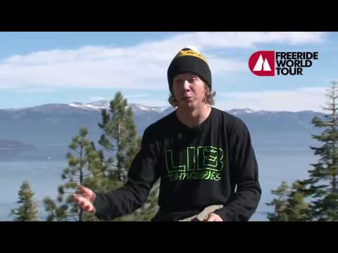Tim Dutton about the Freeride World Tour