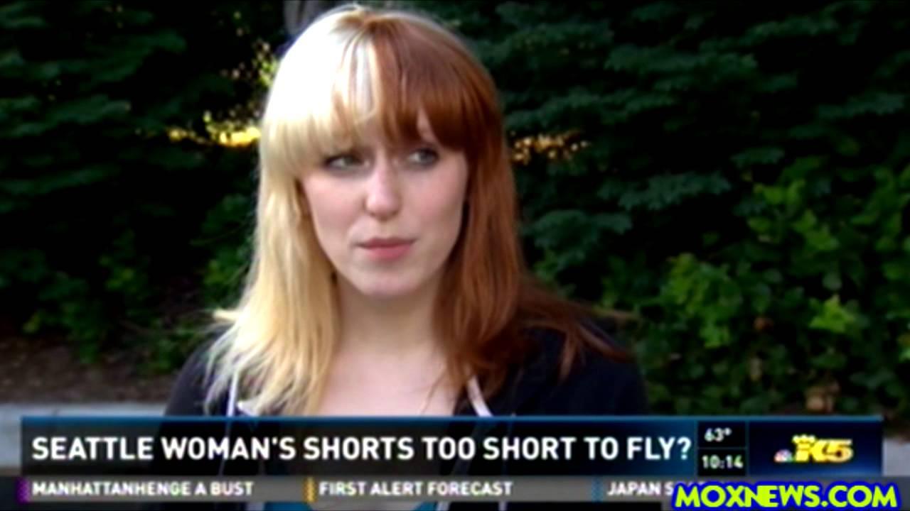 【国際】パンツ短すぎて飛行機搭乗拒否、機長が「けしからん」と許さず©2ch.net YouTube動画>2本 ->画像>55枚