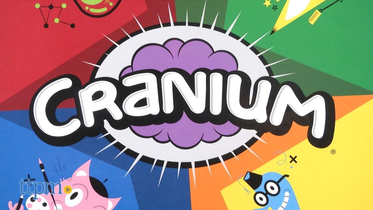 Cranium From Hasbro Youtube