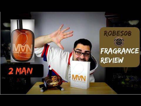 2 Man by Comme Des Garçons Fragrance Review (2004)