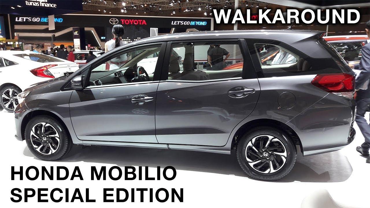 Honda Mobilio Special Edition 2018 Exterior Interior