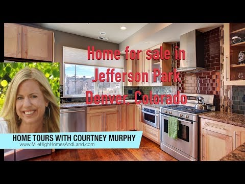 Home For Sale In Denver Colorado -  Jefferson Park Neighborhood