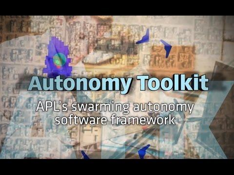Johns Hopkins APL's Autonomy Tool Kit (ATK)