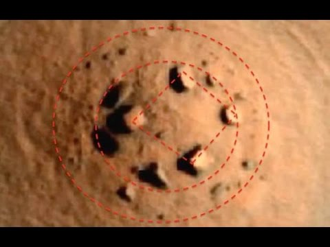5 Most Mysterious Photos Caught By NASA On Mars