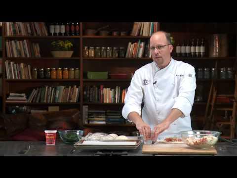 Wegmans How-to Make Calzones