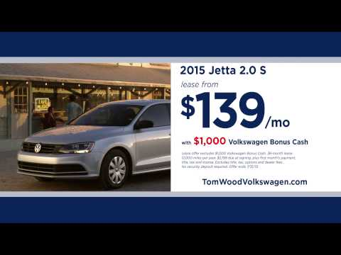 Jetta Model Year End Sales Event