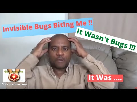 Invisible Bugs Biting me (it wasn't bugs!!!)
