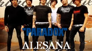 """Paradox"" by Alesana (Lyrics)"