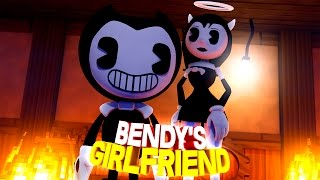 BENDY AND BENDY'S GIRLFRIEND MOVE IN!! w/Little Carly and Baby Ariana.