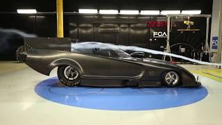 NEW 2019 Mopar Dodge Charger SRT Hellcat Funny Car body
