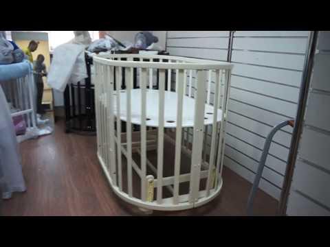 Как собрать маятник на кроватку