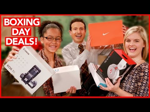 What is Boxing Day? - DON'T miss these crazy End of Year Deals!