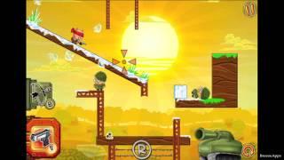 Hambo Painkiller level 2-33 Walkthrough Gameplay (Gold Medal Level 33 Solution)