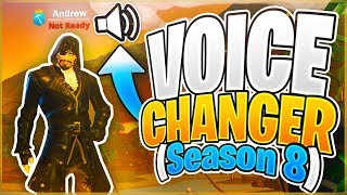 HOW TO GET A VOICE CHANGER | DISCORD, SKYPE, FORTNITE | 2018