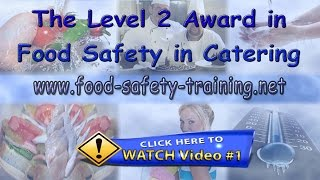 Food Safety Training - Food Hygiene Courses for Catering Staff