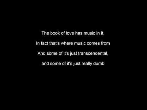 Gavin James - The Book of Love - Lyrics