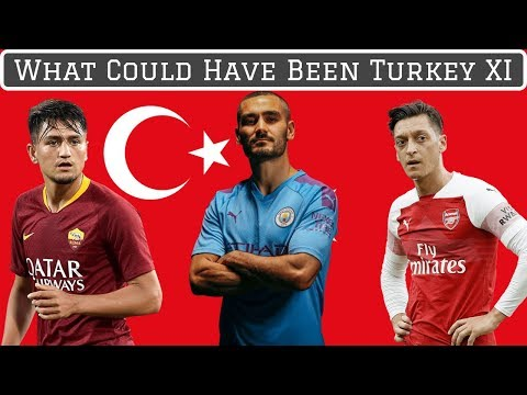 Turkey XI If All Eligible Players Declared For Them