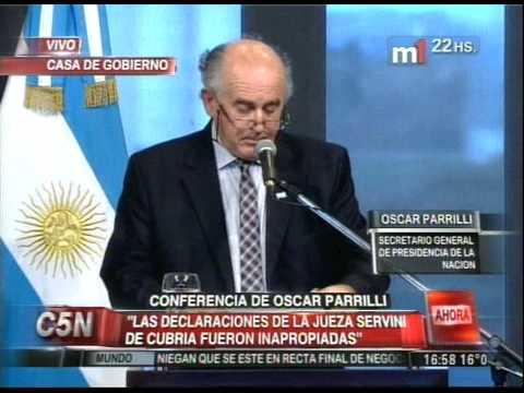 C5N - POLITICA: EL GOBIERNO NEGO UN VINCULO ENTRE FUNCIONARIOS Y NARCOTRAFICANTES