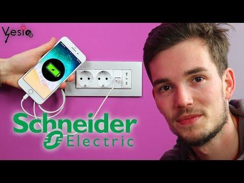Ugradjujem Stuberima Utikace I Prekidace!!! Schneider Electric