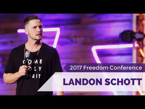 "Landon Schott - 2017 Freedom Conference - ""The Mercy Generation"""