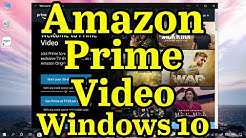 🎞How to install Amazon Prime Video app on Windows 10 || Progressive Web App || CoolTechtics