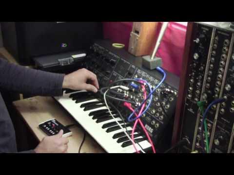 Korg Monotron, MS20, Volca Beat