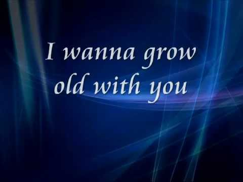 Westlife   I Want to Grow Old With You lyrics
