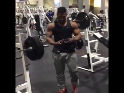 Watch Me Work Fitness (Dante Seduction - Dallas,Tx Dan'Ja)