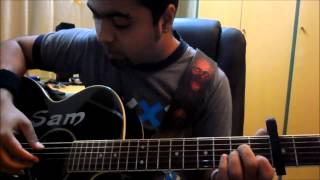 Sunn Raha Hai - Aashiqui 2 Complete Guitar Tutorial ( beginner / intermediate)
