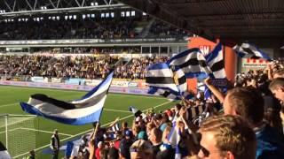 IFK Göteborg klacken mot Elfsborg