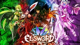 Elsword- Jobs, Classes, and Characters! With Music!