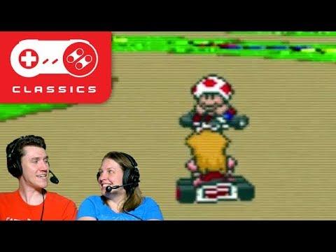 SNES Classics #7 - Super Mario Kart