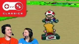SNES Classics 7 - Super Mario Kart
