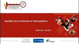 Plenaria:Desafíos de la inclusión en Iberoamérica