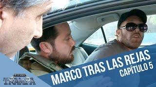 Marco Nahmías termina tras las rejas   En su propia trampa