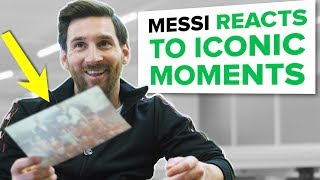 LIONEL MESSI INTERVIEW |