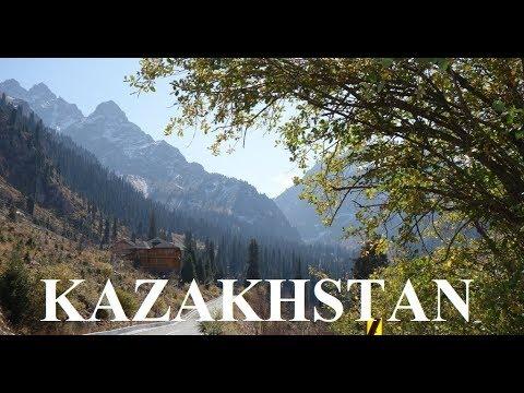 Kazakhstan/Almaty/Shymbulak/Trans-Ili Alatau Mountains Part 10