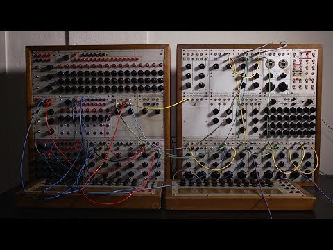 SUBOTNICK: The First Buchla 100