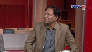 Jonotontro Gonotontro with Borhanul Haque Shamrat (জনতন্ত্র গণতন্ত্র) 29th March, 2017 on News24