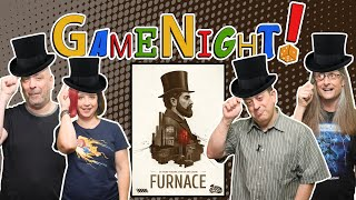 Furnace - GameNight! Se9 Ep23 - H๐w to Play and Playthrough