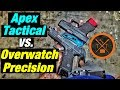 Overwatch Precision vs Apex Glock Trigger Kit! Best Glock Mods for Carry