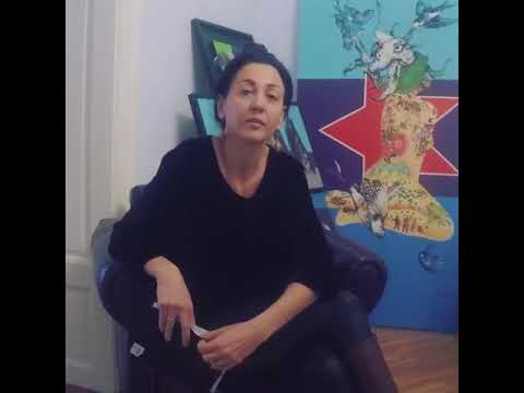 Belgrade Art Studio Residency Uscotti-Baxx Eden Garden