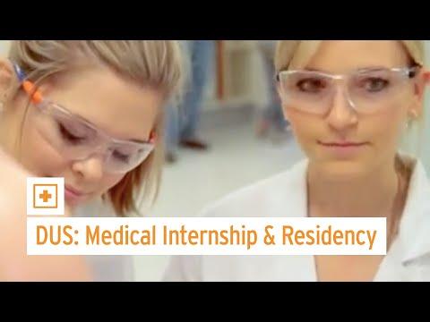 Defence University Sponsorship - Medical internship & residency years