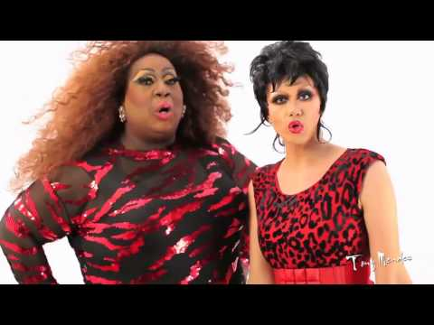 Latrice Royale & Manila Luzon - The Chop (Country Club Martini Club Mix - Tony Mendes Video Remix)