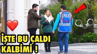 POLİS İLE KIZ TAVLAMAK ! (NUMARASINI ALDIM)